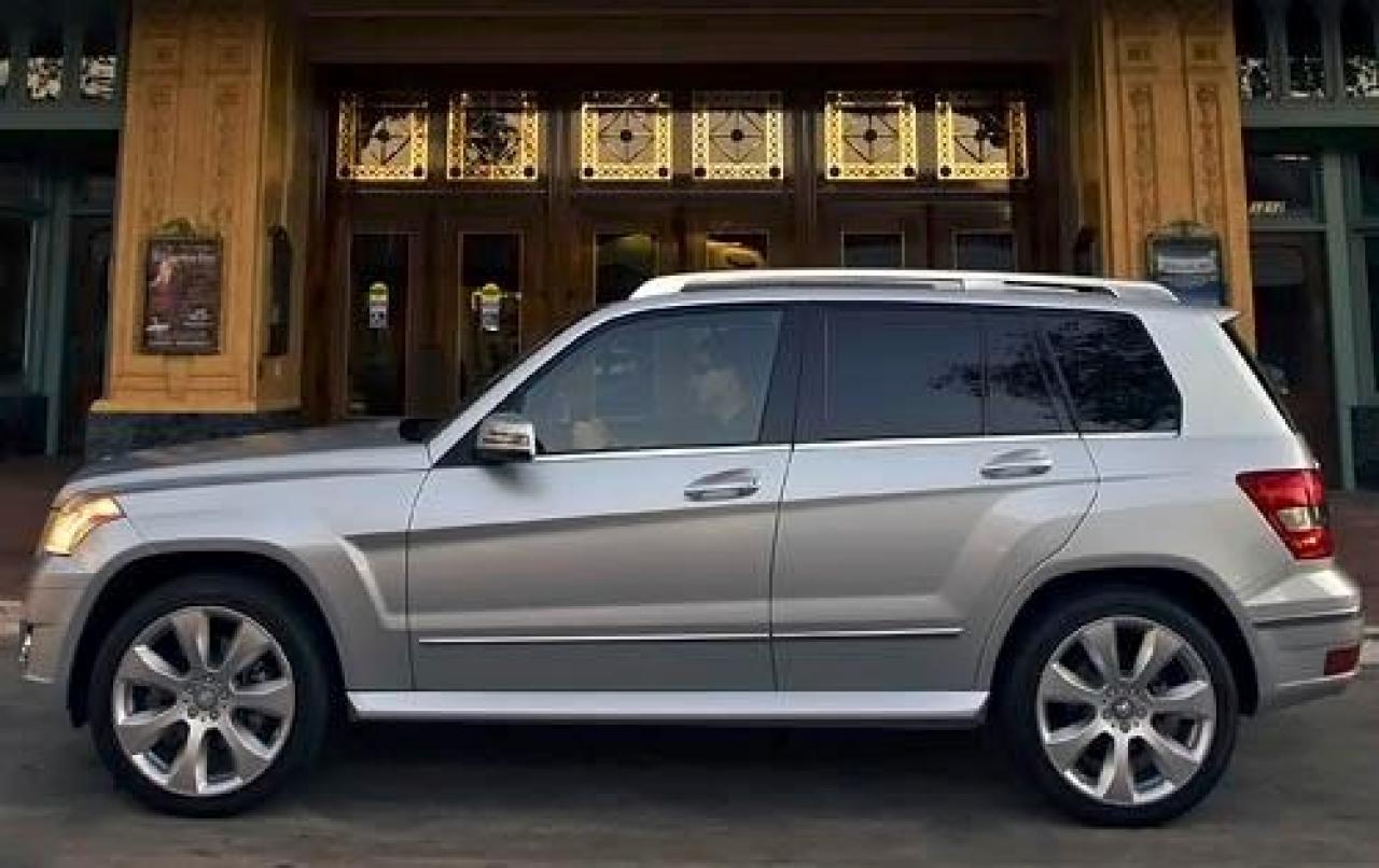 2010 mercedes benz glk class information and photos for Mercedes benz suv glk350