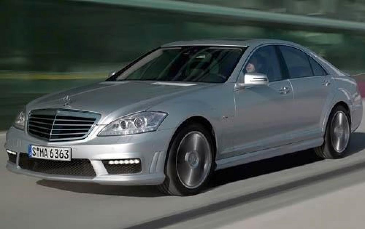 2010 mercedes benz s class information and photos for 2010 mercedes benz s500