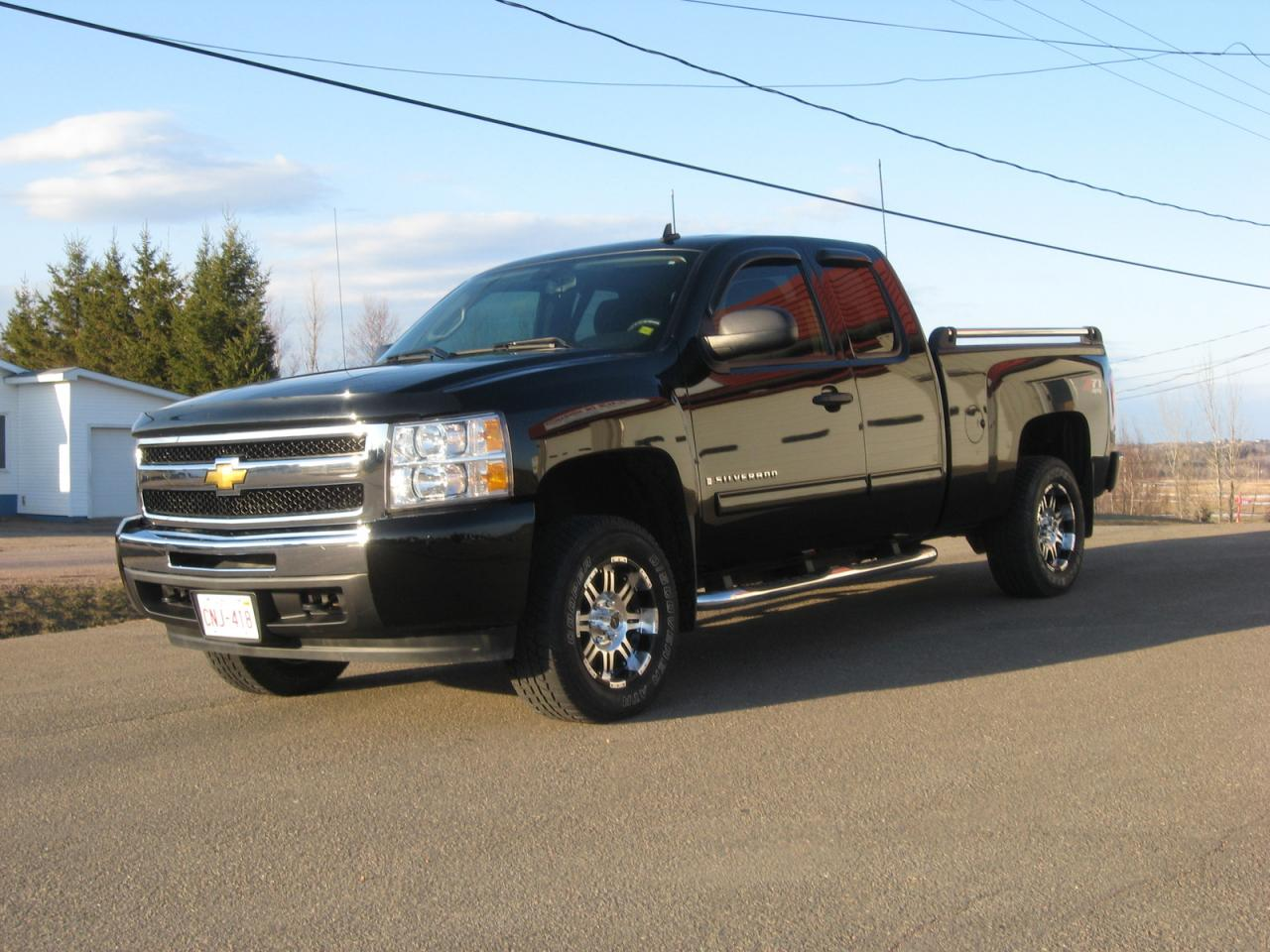 2011 Chevrolet Silverado 1500 Information And Photos