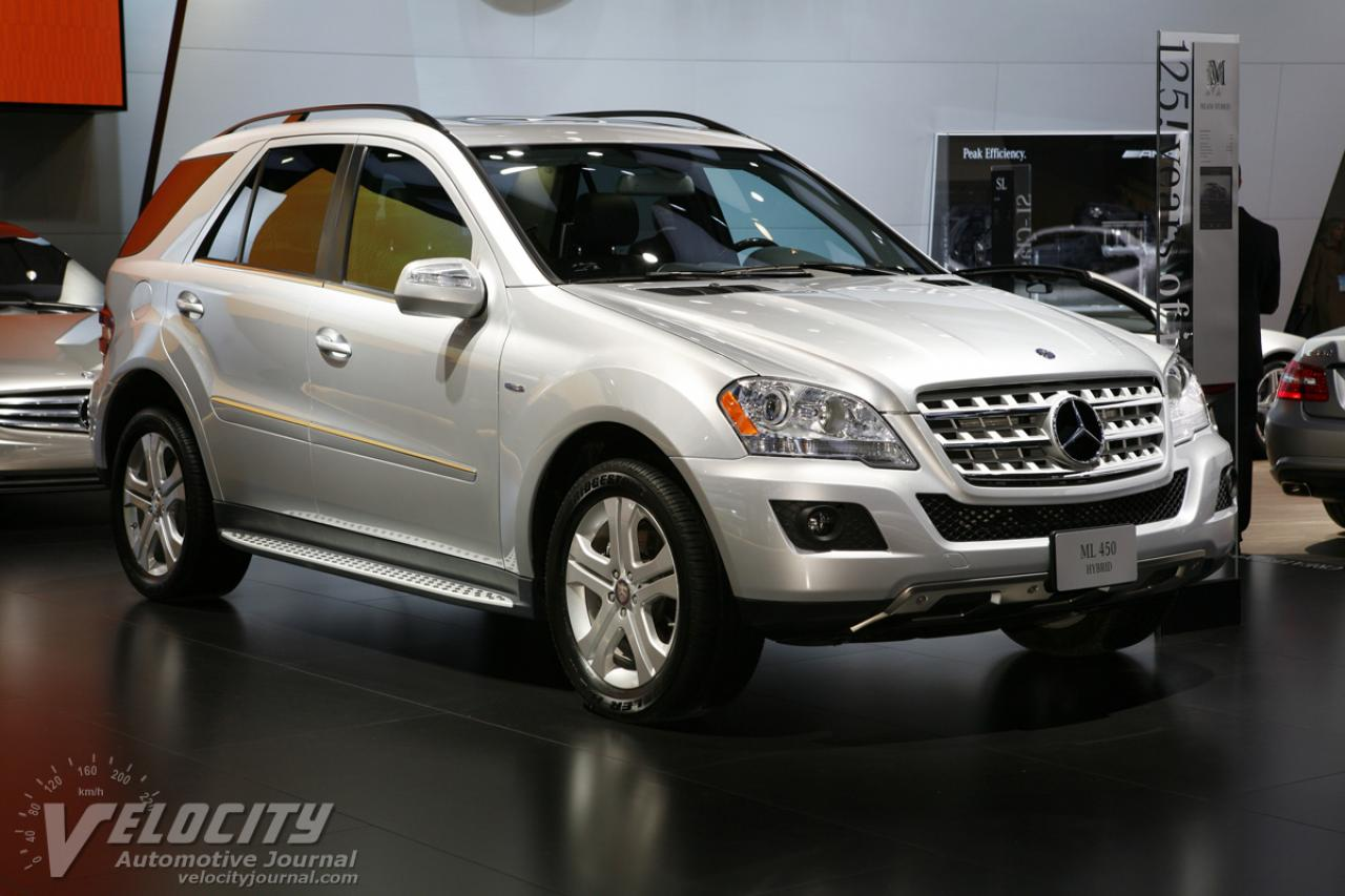 2011 mercedes benz m class information and photos