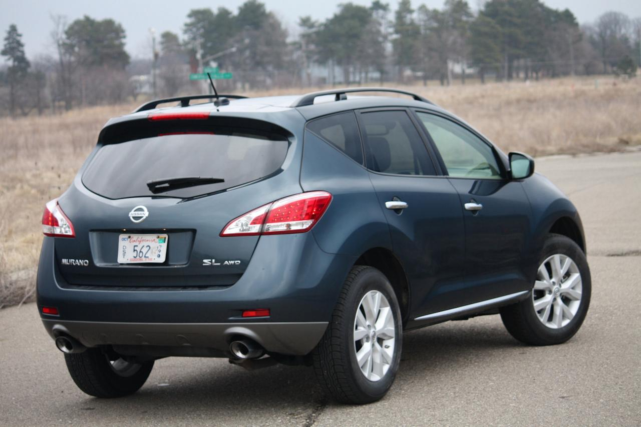 2011 nissan murano information and photos zombiedrive. Black Bedroom Furniture Sets. Home Design Ideas