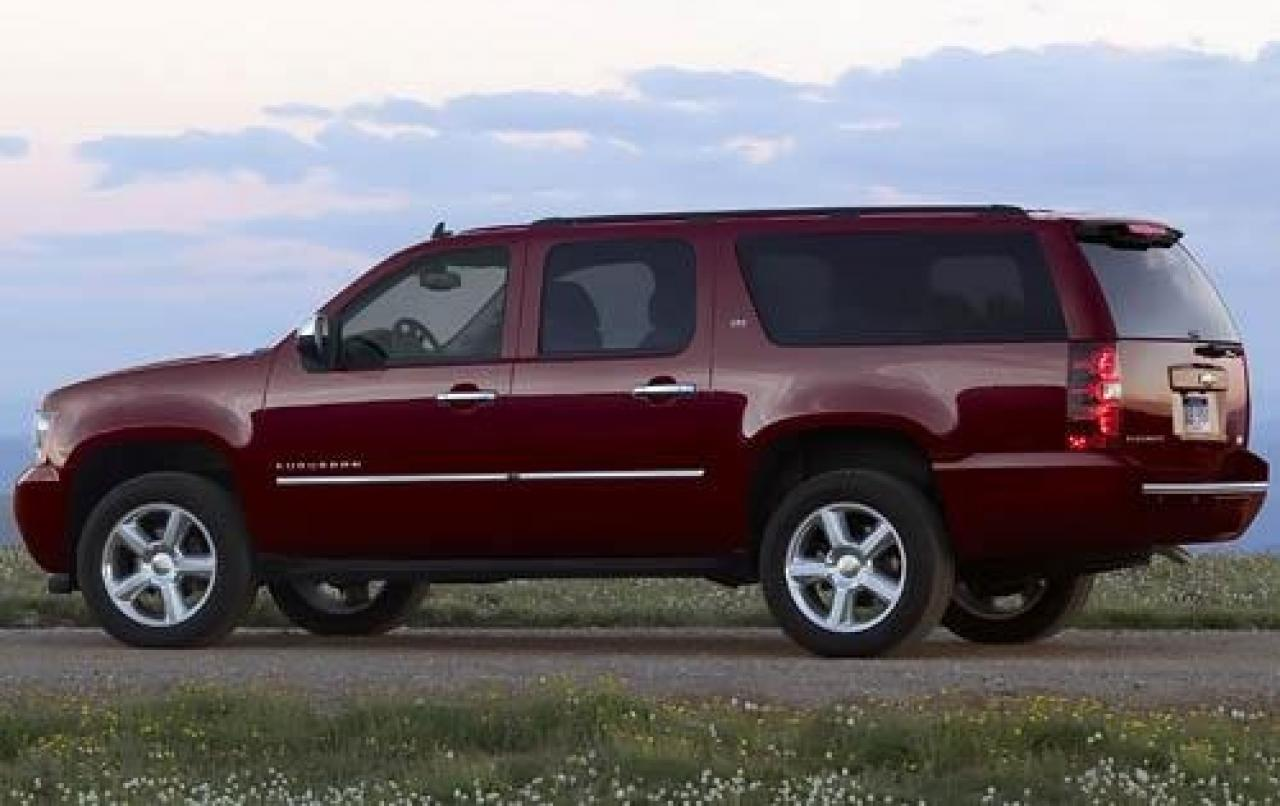 Used 2011 Chevrolet Suburban Pricing Edmunds Autos Post