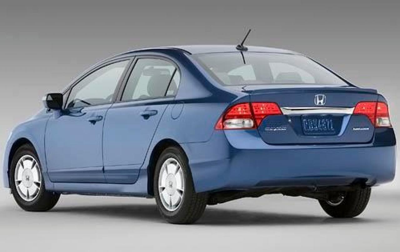 2011 Honda Civic Information And Photos Zombiedrive