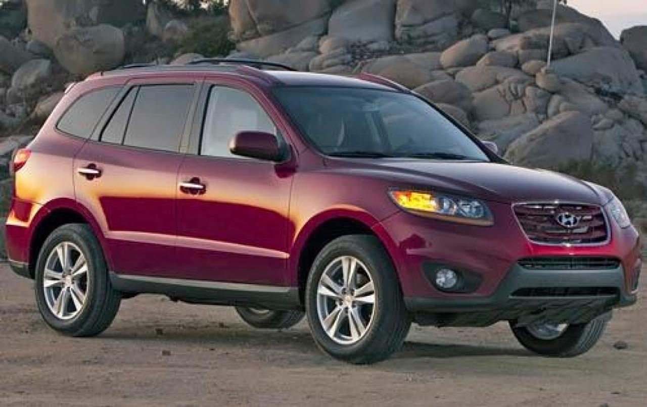 2011 Hyundai Santa Fe Information And Photos Zombiedrive