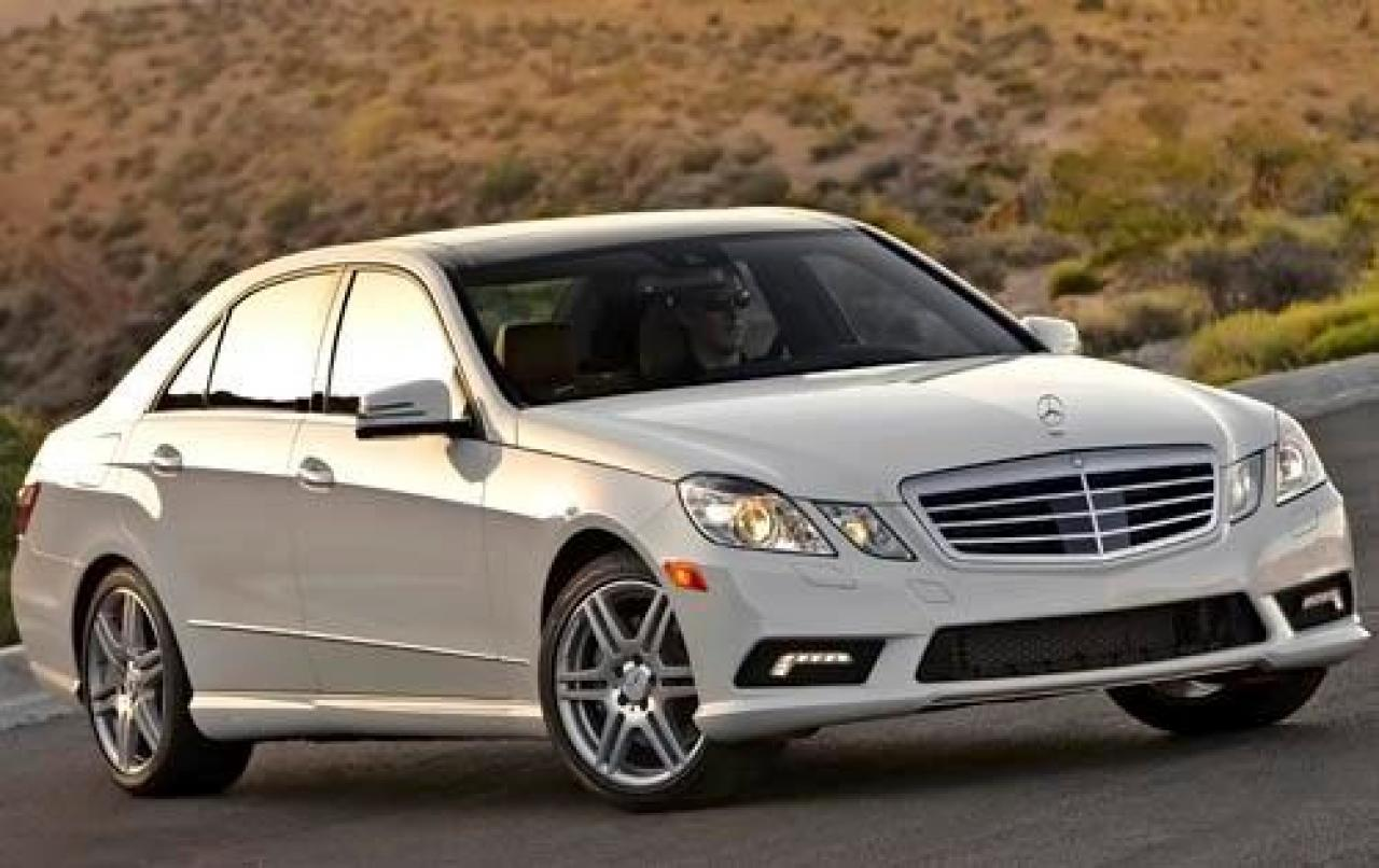 2011 mercedes benz e class information and photos for Mercedes benz sedans