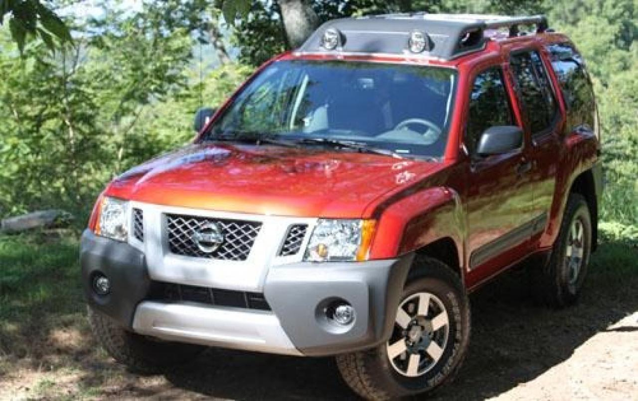 2011 Nissan Xterra Information and photos ZombieDrive