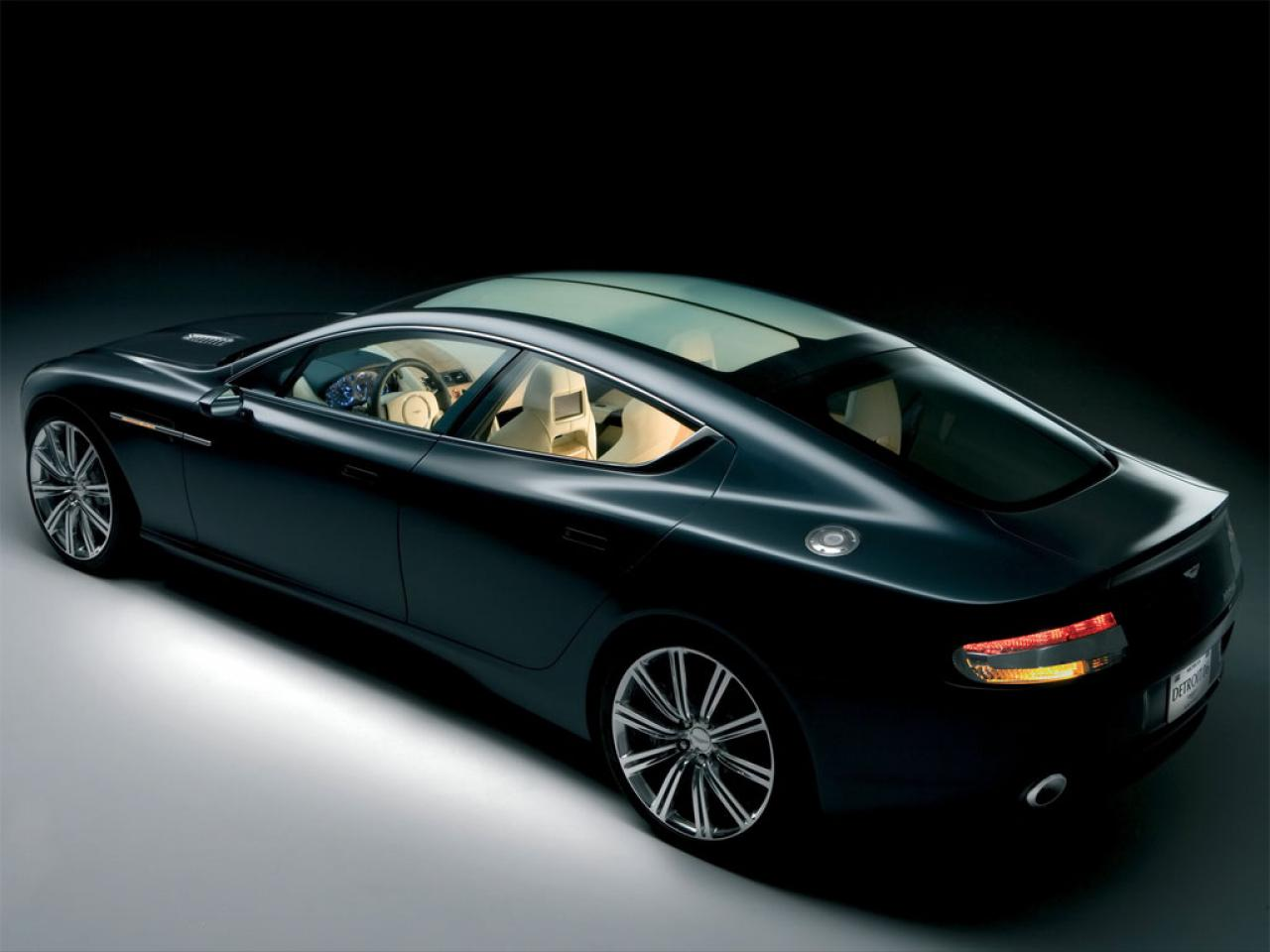Aston Martin Rapide Information And Photos ZombieDrive - How much are aston martins