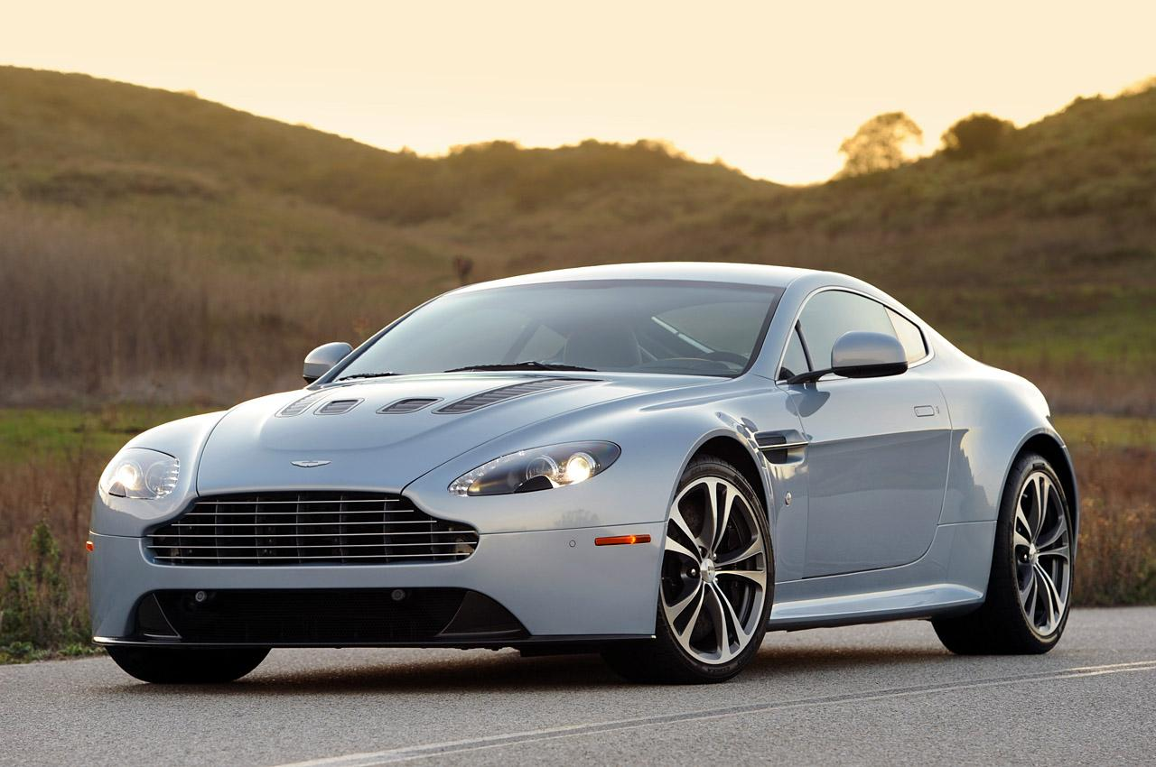 2012 aston martin v12 vantage information and photos zombiedrive. Black Bedroom Furniture Sets. Home Design Ideas