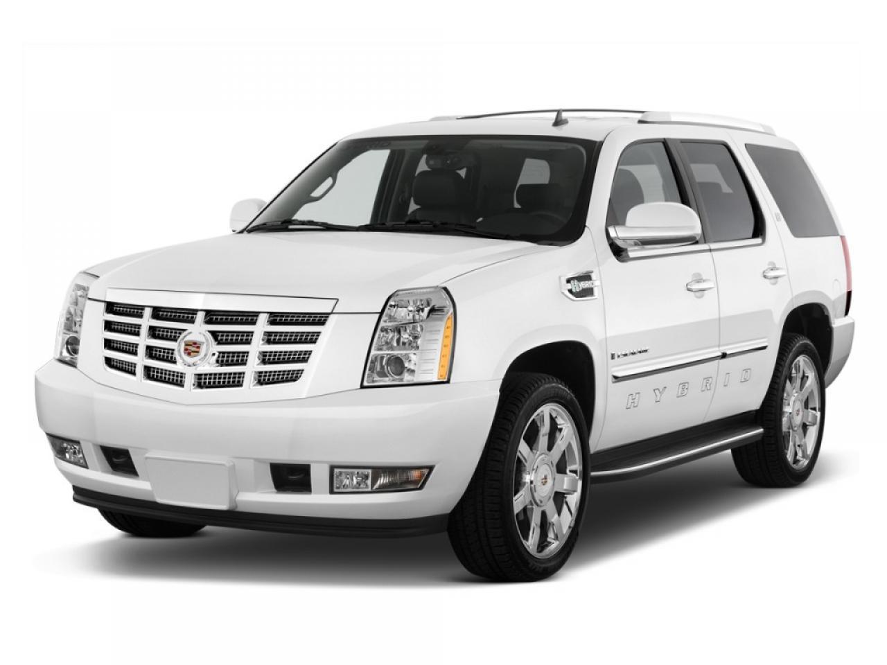 2012 Cadillac Escalade Hybrid Information And Photos