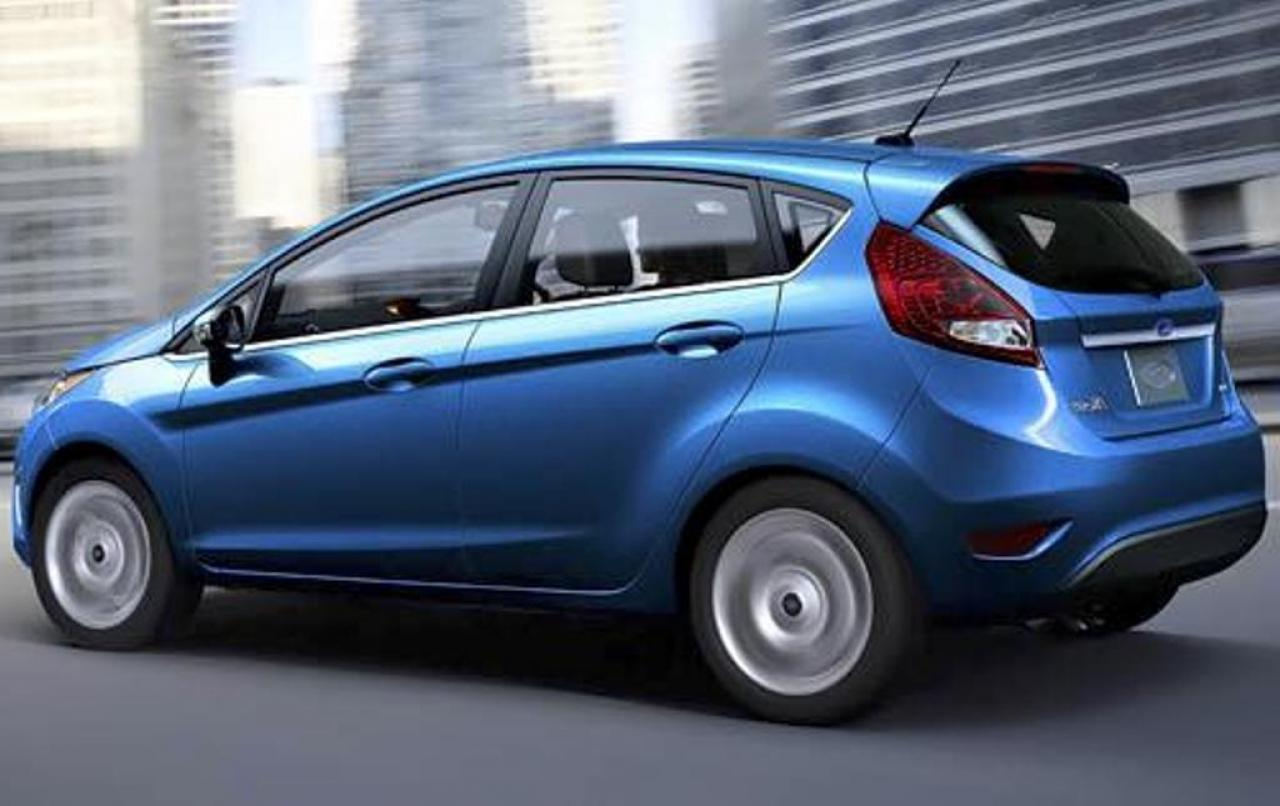 2012 ford fiesta information and photos zombiedrive. Black Bedroom Furniture Sets. Home Design Ideas