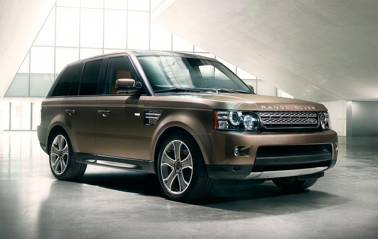 2012 land rover range rover sport information and photos zombiedrive. Black Bedroom Furniture Sets. Home Design Ideas