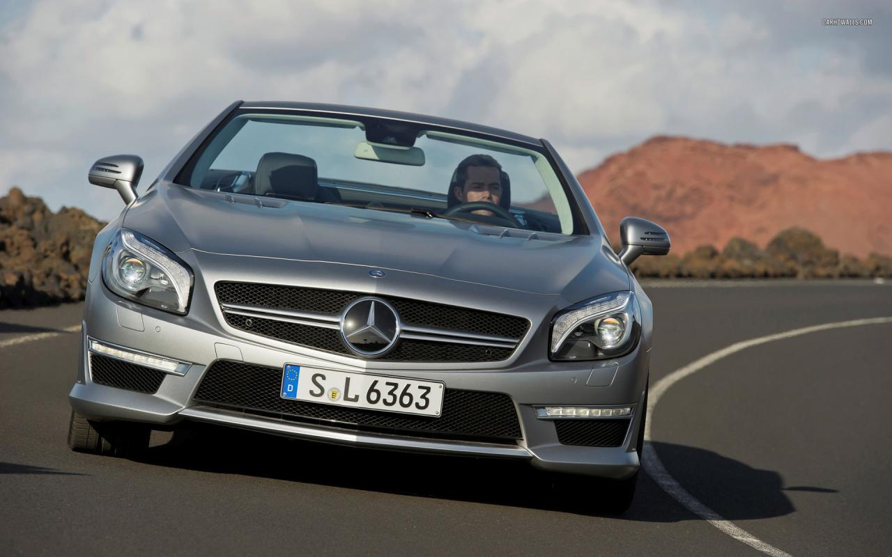 2012 mercedes benz sl class information and photos for Facts about mercedes benz