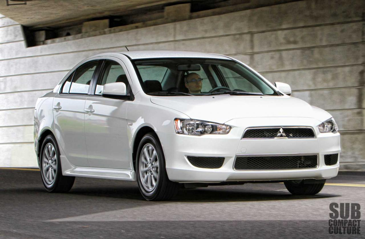 2012 mitsubishi lancer information and photos zombiedrive. Black Bedroom Furniture Sets. Home Design Ideas