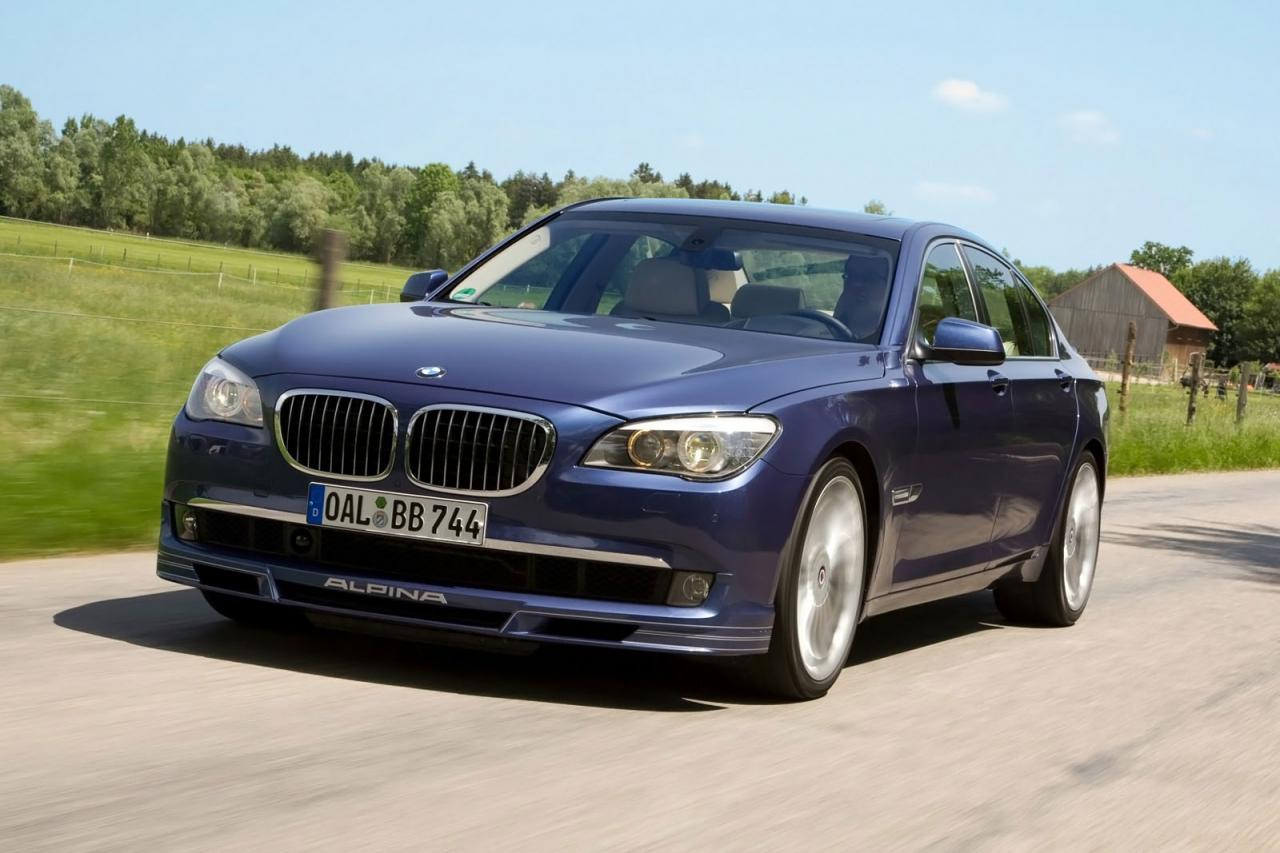 2012 bmw alpina b7 information and photos zombiedrive. Black Bedroom Furniture Sets. Home Design Ideas
