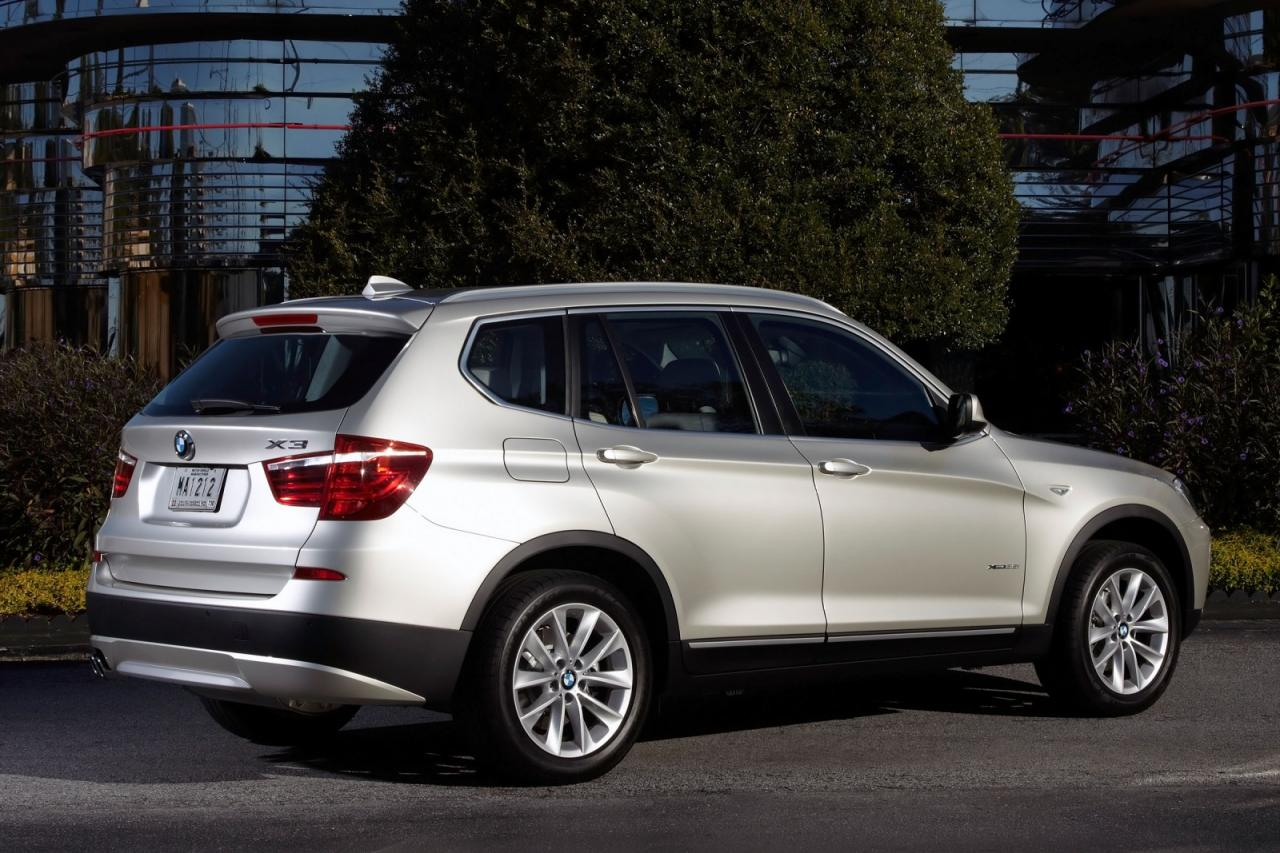 2012 bmw x3 information and photos zombiedrive. Black Bedroom Furniture Sets. Home Design Ideas