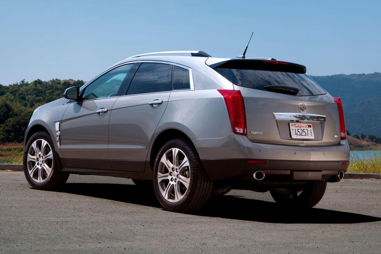 2012 cadillac srx information and photos zombiedrive. Black Bedroom Furniture Sets. Home Design Ideas