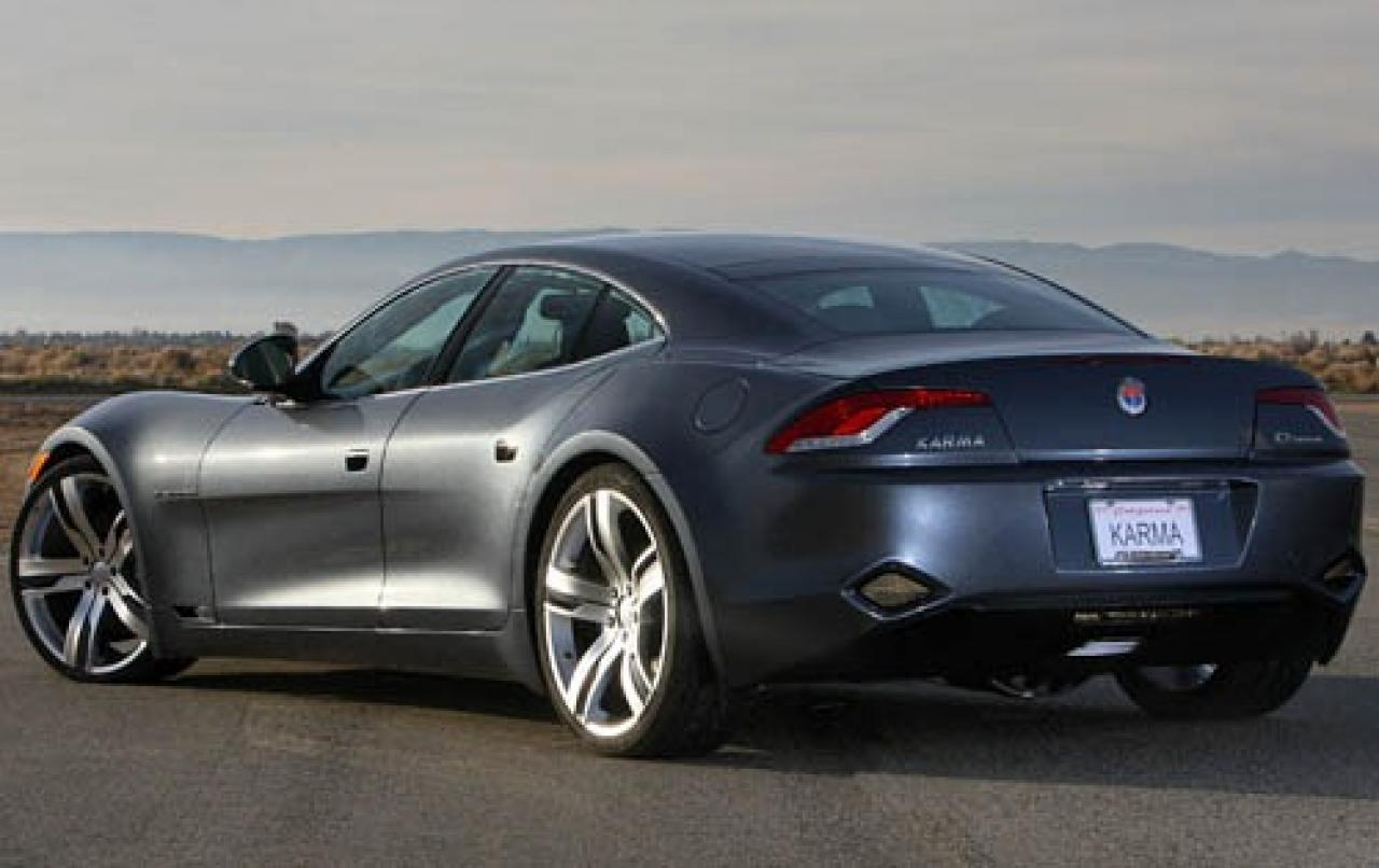 2012 Fisker Karma Information And Photos Zombiedrive