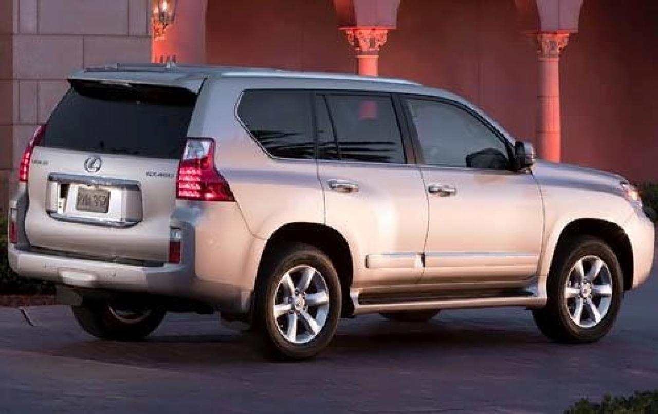 2012 lexus gx 460 information and photos zombiedrive. Black Bedroom Furniture Sets. Home Design Ideas