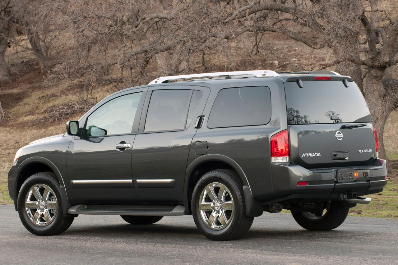 2014 nissan armada information and photos zombiedrive. Black Bedroom Furniture Sets. Home Design Ideas