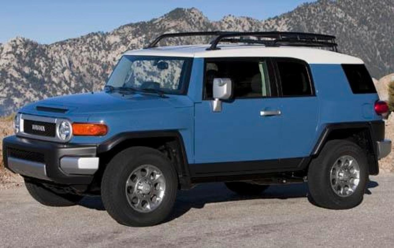 2012 toyota fj cruiser information and photos zombiedrive. Black Bedroom Furniture Sets. Home Design Ideas