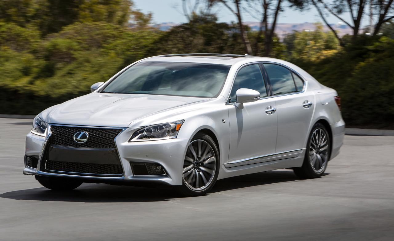 2013 lexus ls 460 information and photos zombiedrive. Black Bedroom Furniture Sets. Home Design Ideas