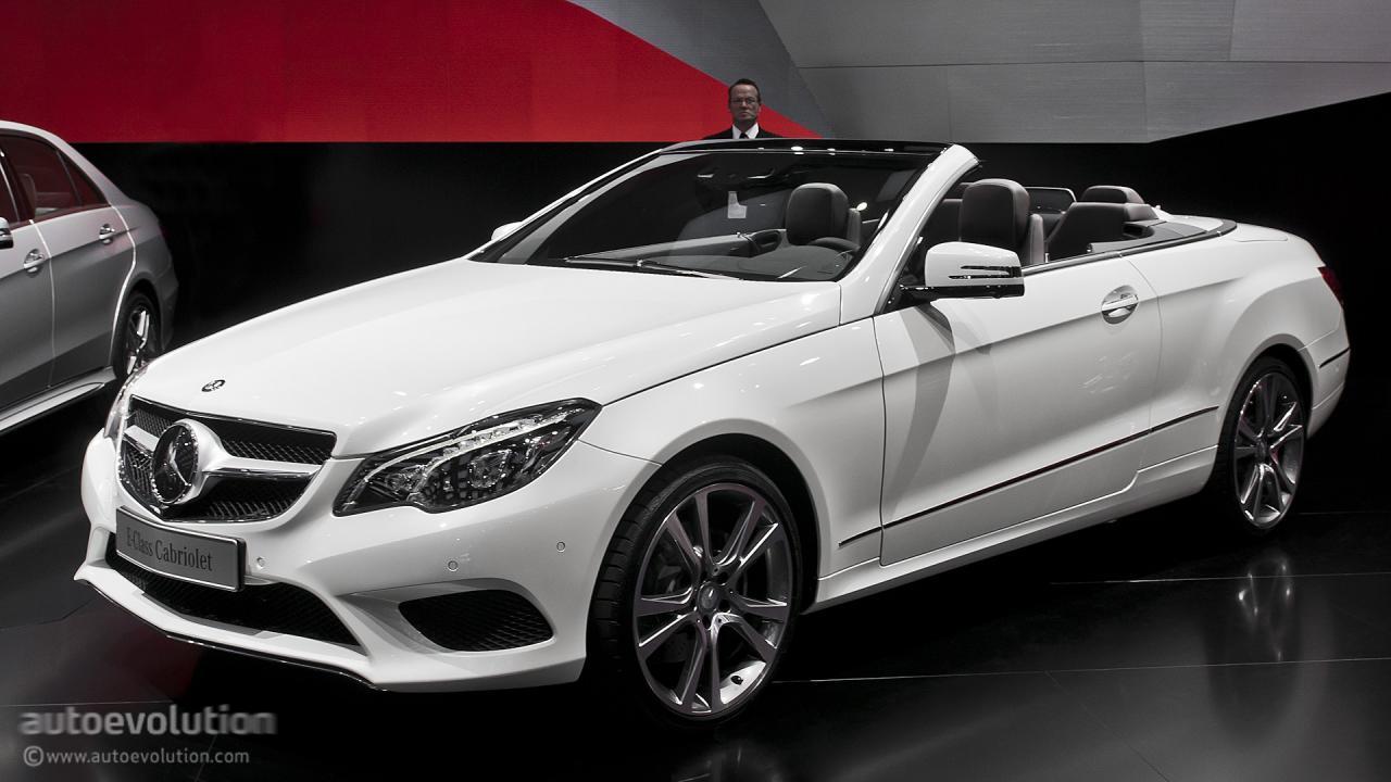 2013 mercedes benz e class information and photos for Mercedes benz 2013 e class