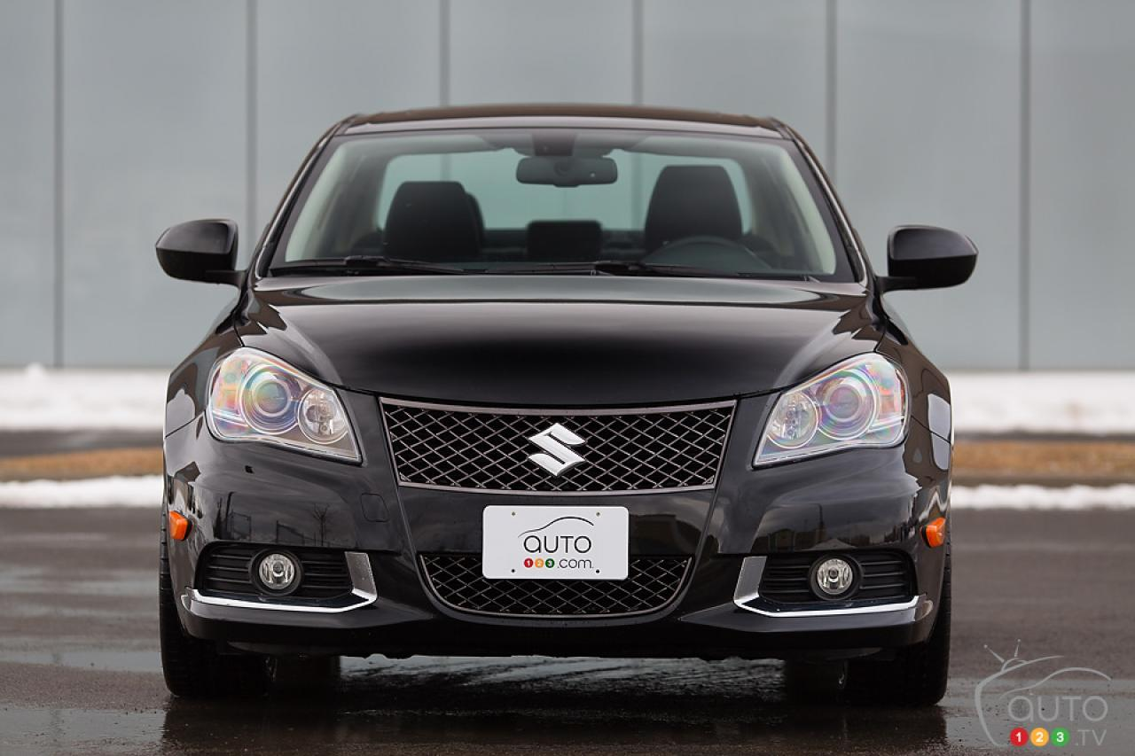 2013 suzuki kizashi information and photos zombiedrive. Black Bedroom Furniture Sets. Home Design Ideas