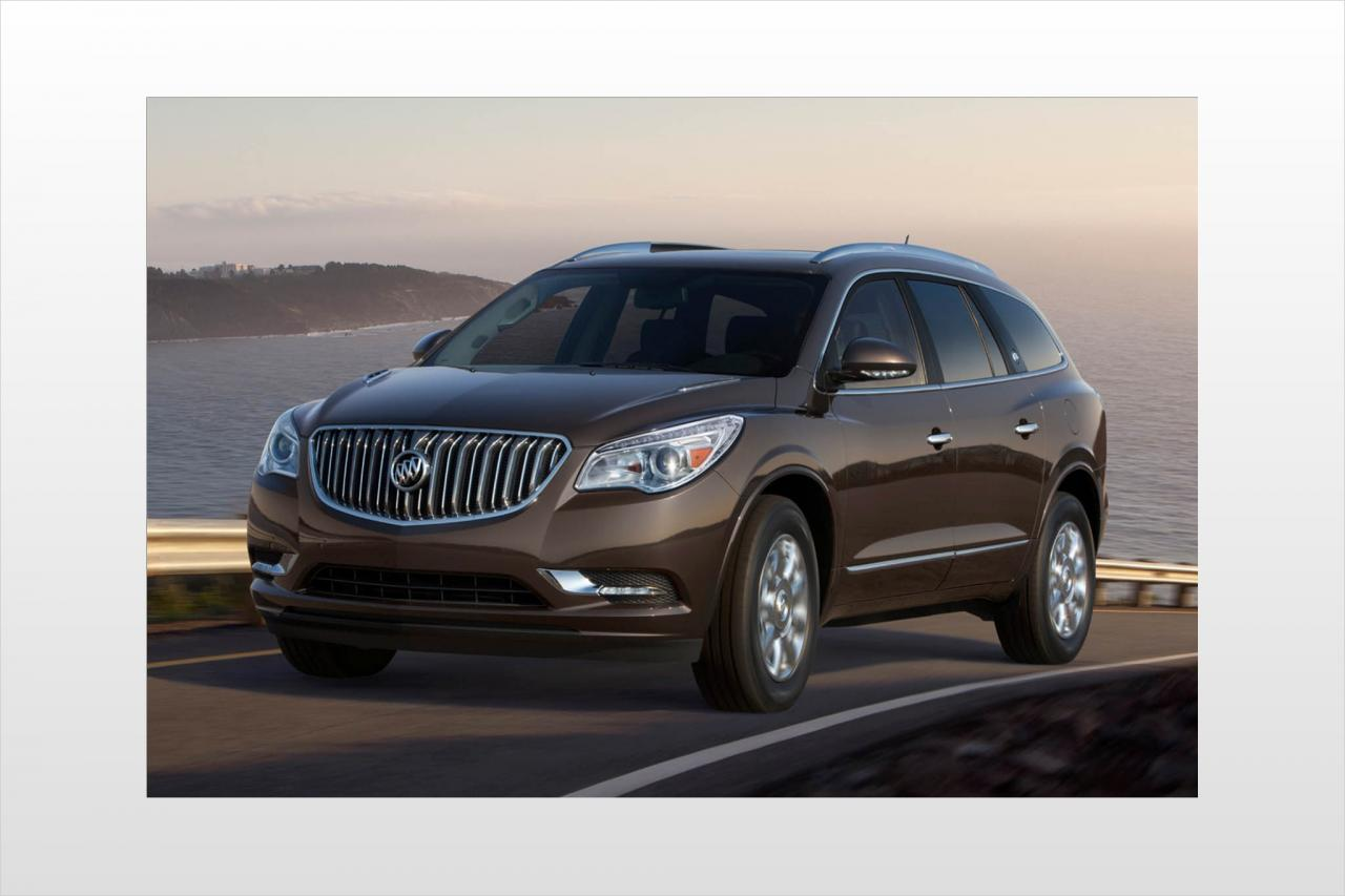 2013 buick enclave information and photos zombiedrive. Black Bedroom Furniture Sets. Home Design Ideas