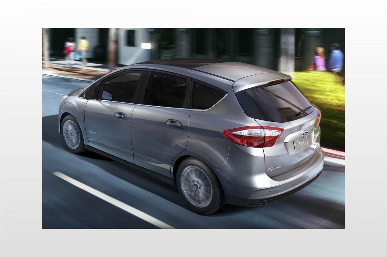 2013 Ford C Max Energi Information And Photos Zombiedrive