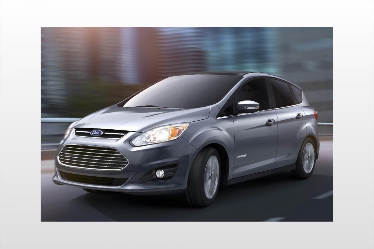 2013 ford c max hybrid information and photos zombiedrive. Cars Review. Best American Auto & Cars Review