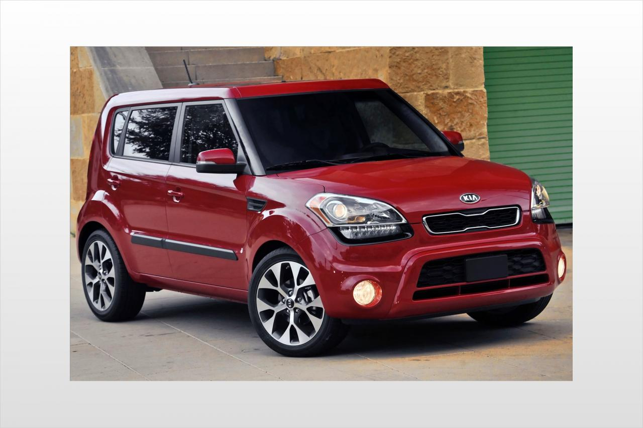 2013 kia soul information and photos zombiedrive. Black Bedroom Furniture Sets. Home Design Ideas