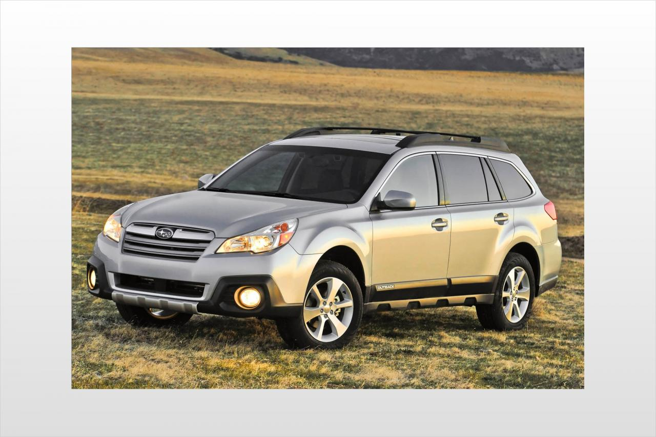 2013 subaru outback information and photos zombiedrive. Black Bedroom Furniture Sets. Home Design Ideas