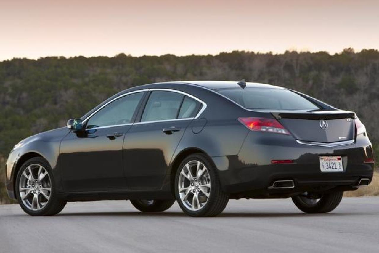 2014 acura tl information and photos zombiedrive. Black Bedroom Furniture Sets. Home Design Ideas