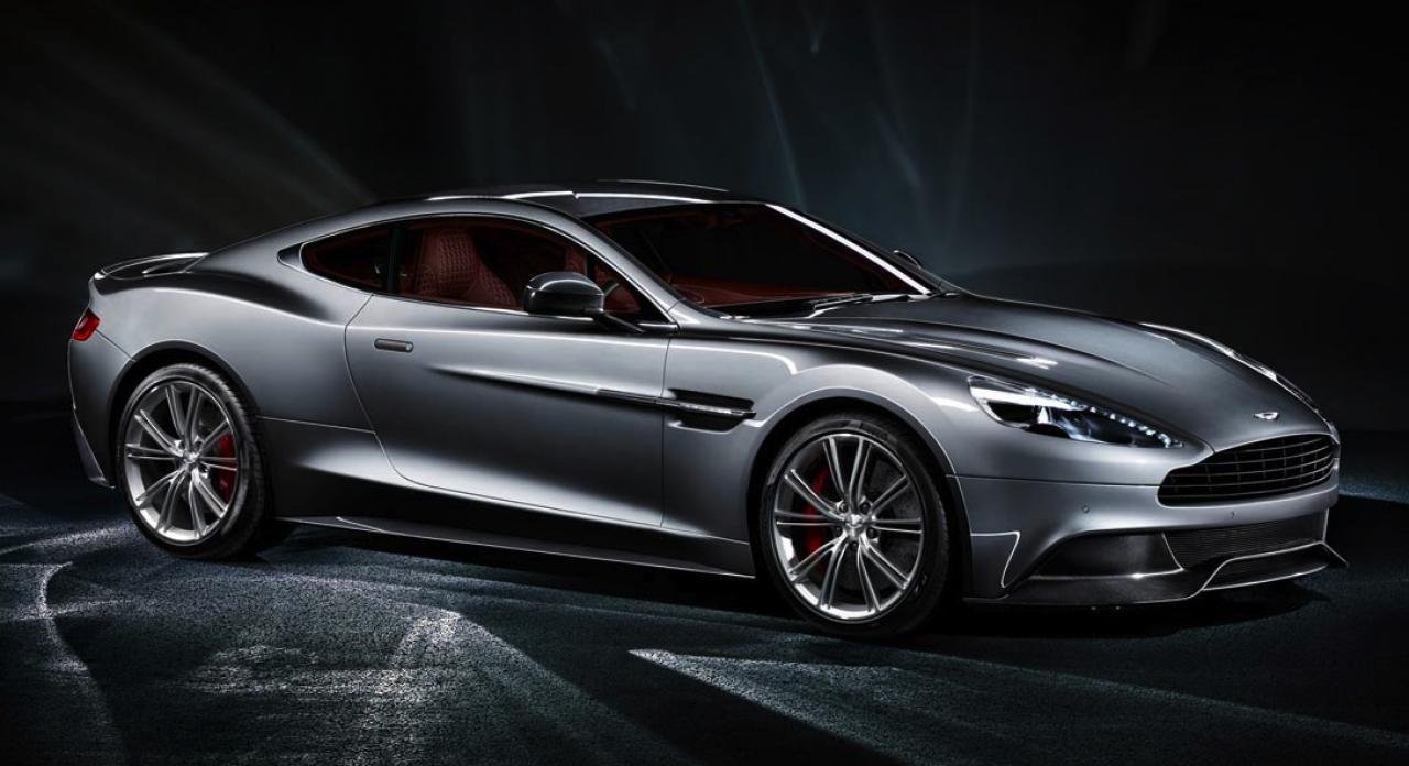 2014 Aston Martin Vanquish - Information and photos - ZombieDrive