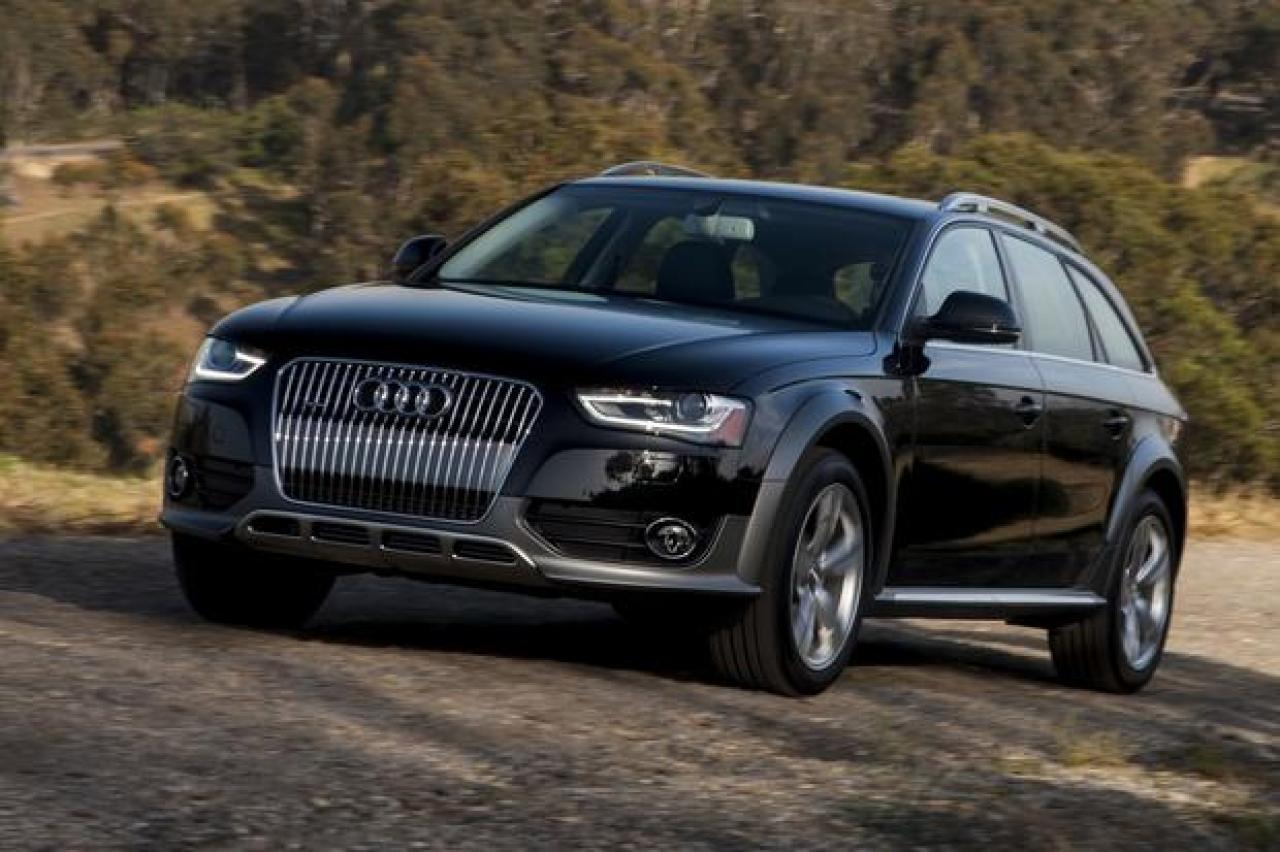 2014 audi allroad information and photos zombiedrive. Black Bedroom Furniture Sets. Home Design Ideas