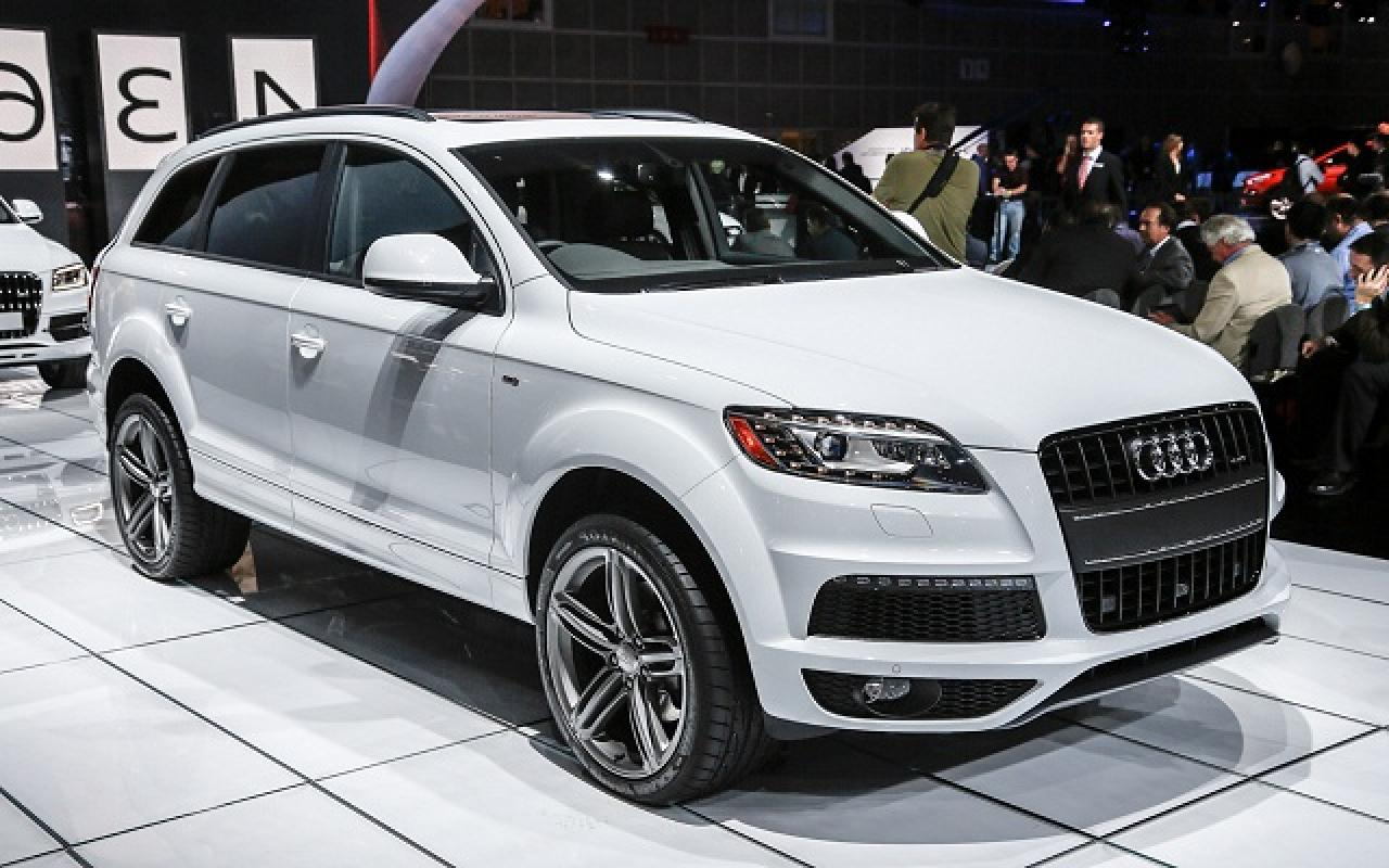 2014 audi q7 information and photos zombiedrive. Black Bedroom Furniture Sets. Home Design Ideas