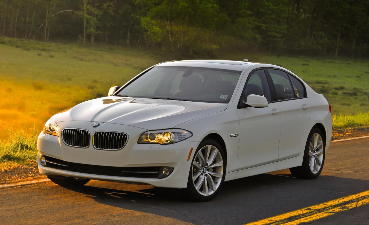 2014 bmw 5 series information and photos zombiedrive. Black Bedroom Furniture Sets. Home Design Ideas