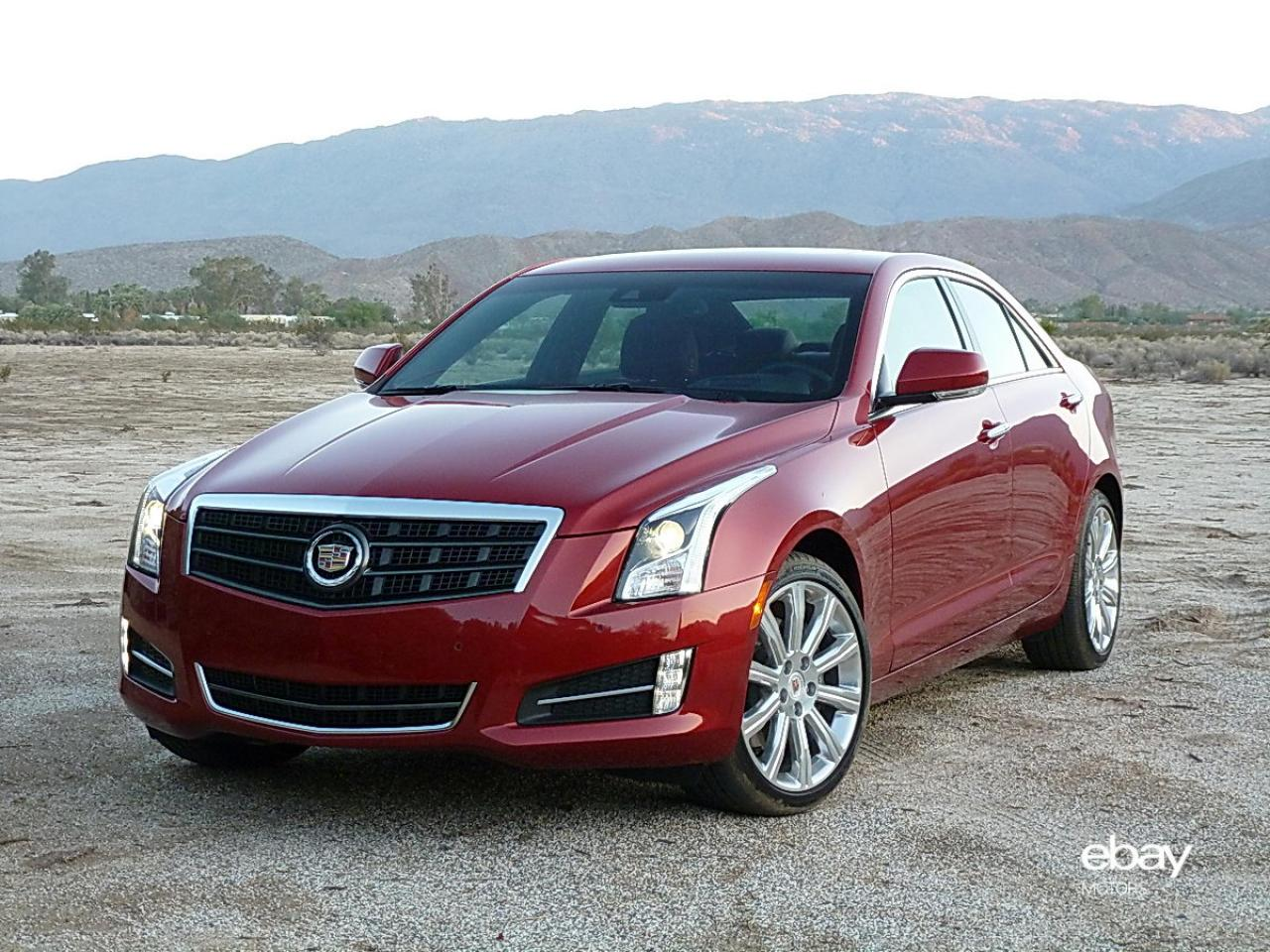 2014 Cadillac Ats Information And Photos Zombiedrive