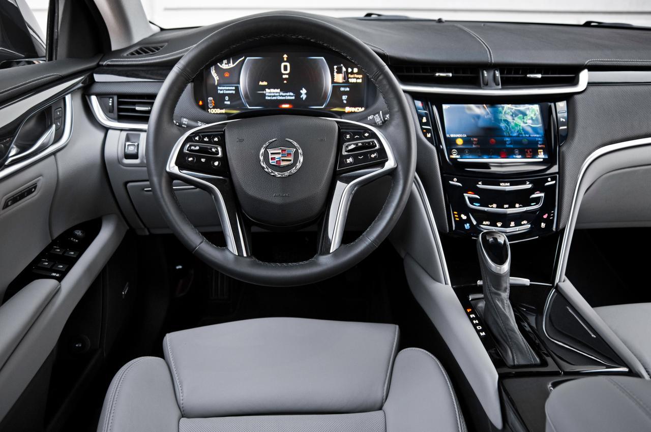 2014 Cadillac Xts Information And Photos Zombiedrive