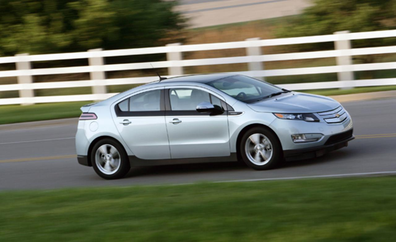 2014 chevrolet volt information and photos zombiedrive. Black Bedroom Furniture Sets. Home Design Ideas