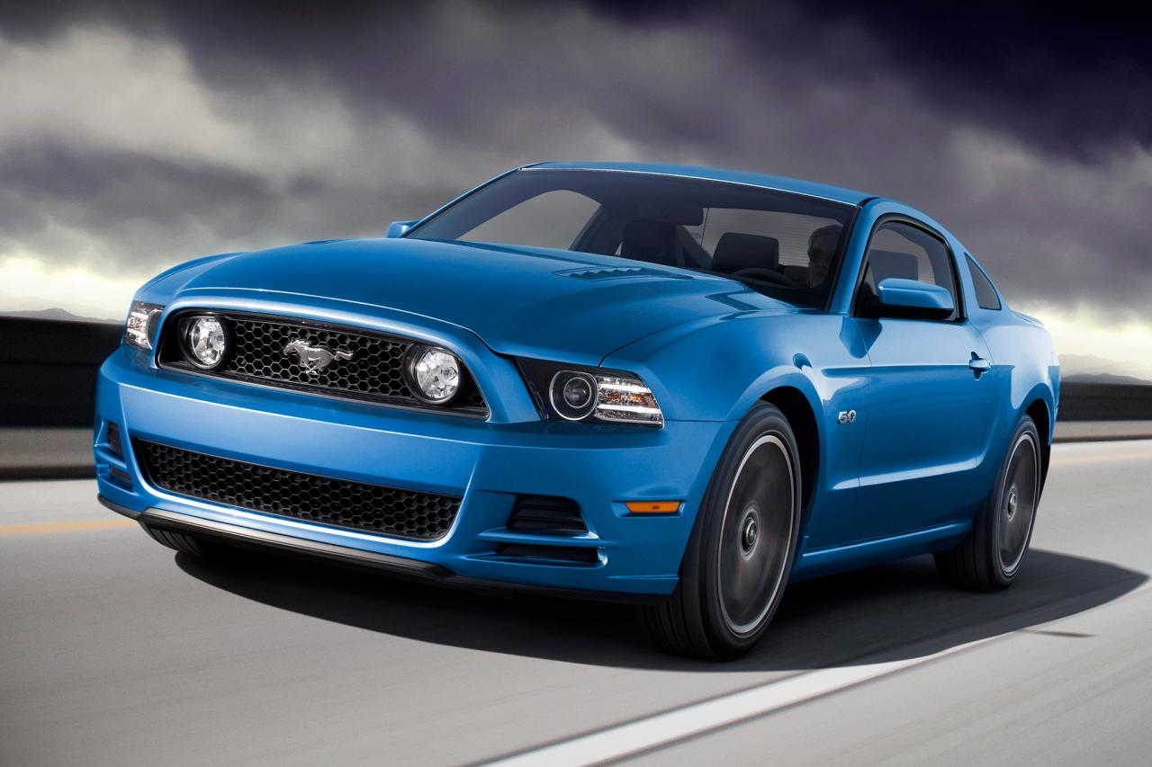 2014 Ford Mustang - Information and photos - Zomb Drive