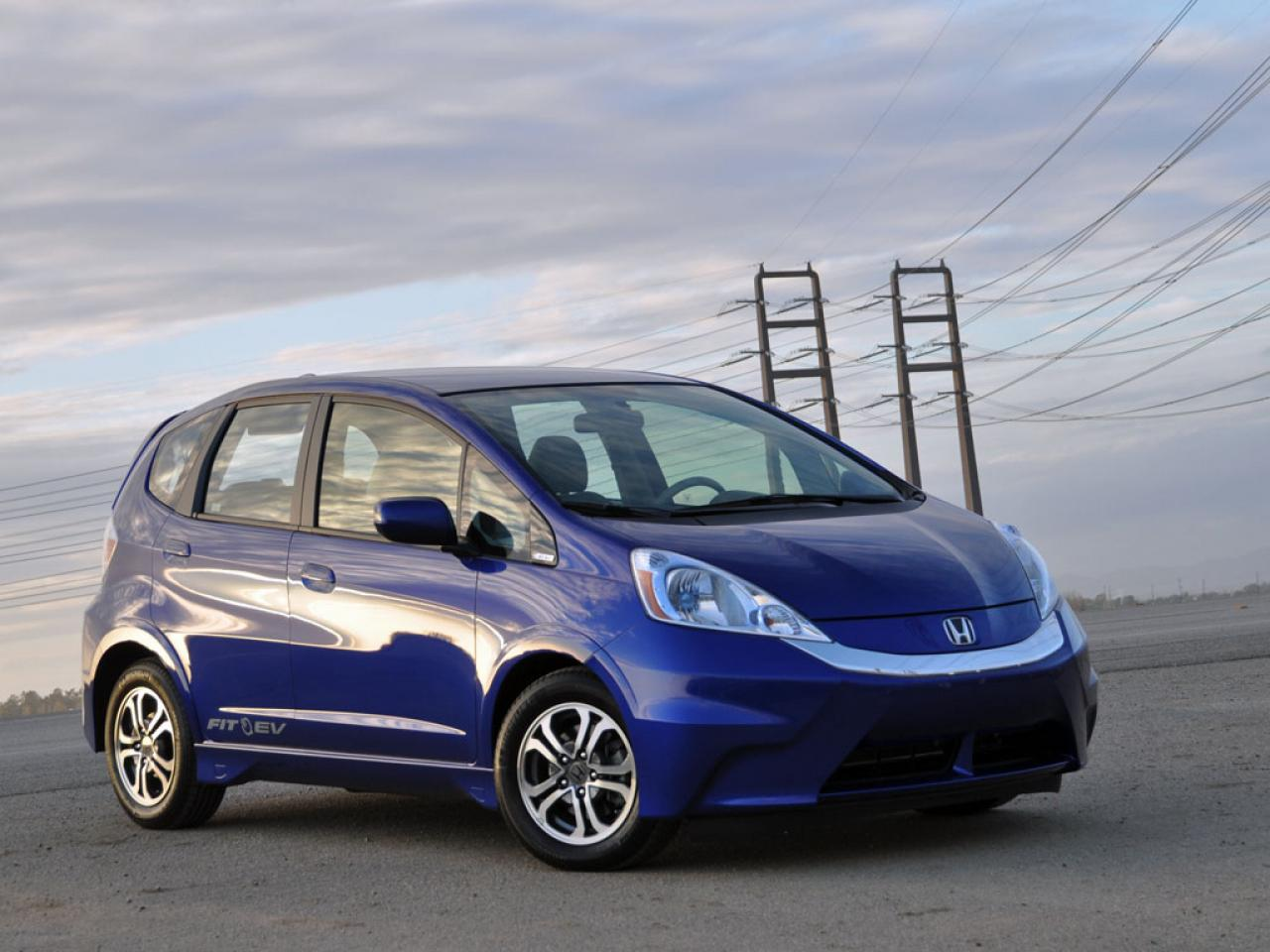 Honda honda fit ev range : 2014 Honda Fit EV - Information and photos - ZombieDrive