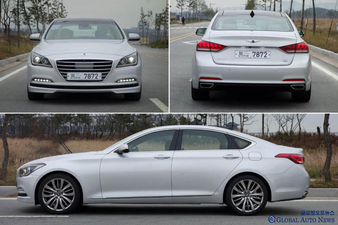 800 1024 1280 1600 Origin 2014 Hyundai Genesis ...