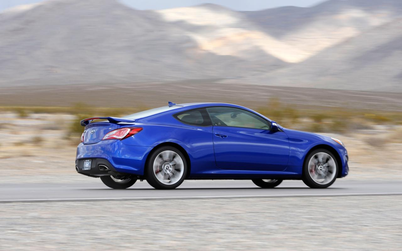 Genesis Coupe 2 0t >> 2014 Hyundai Genesis Coupe - Information and photos - ZombieDrive