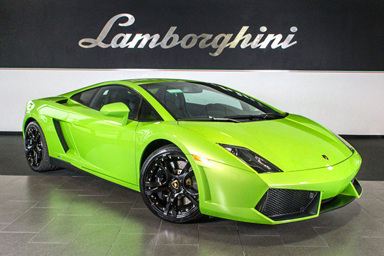 2014 Lamborghini Gallardo #6
