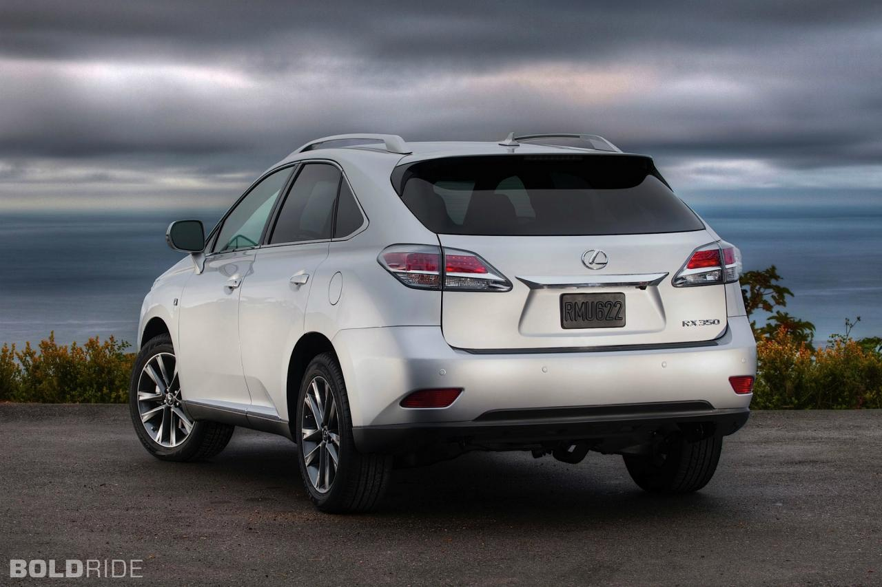 2014 lexus rx 350 information and photos zombiedrive. Black Bedroom Furniture Sets. Home Design Ideas