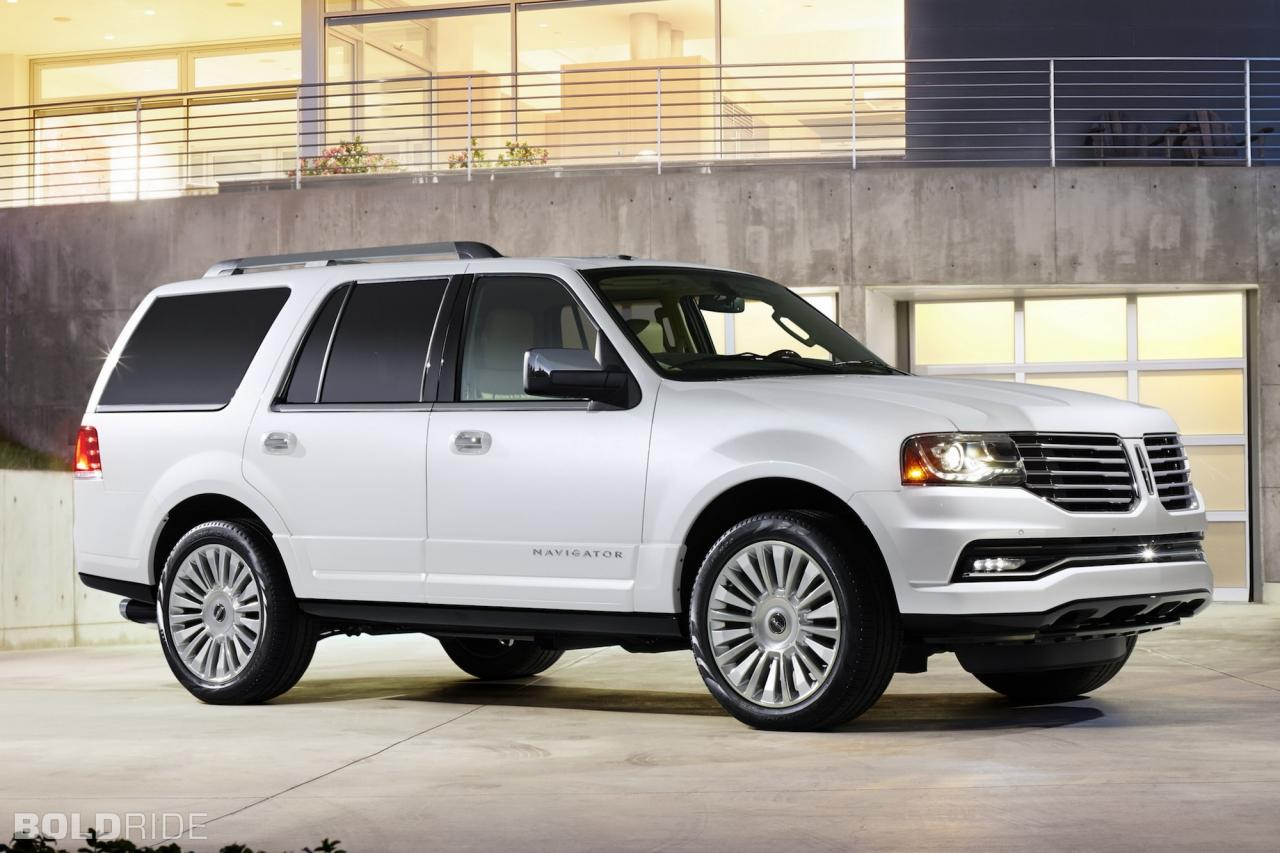 2014 lincoln navigator information and photos zombiedrive. Black Bedroom Furniture Sets. Home Design Ideas
