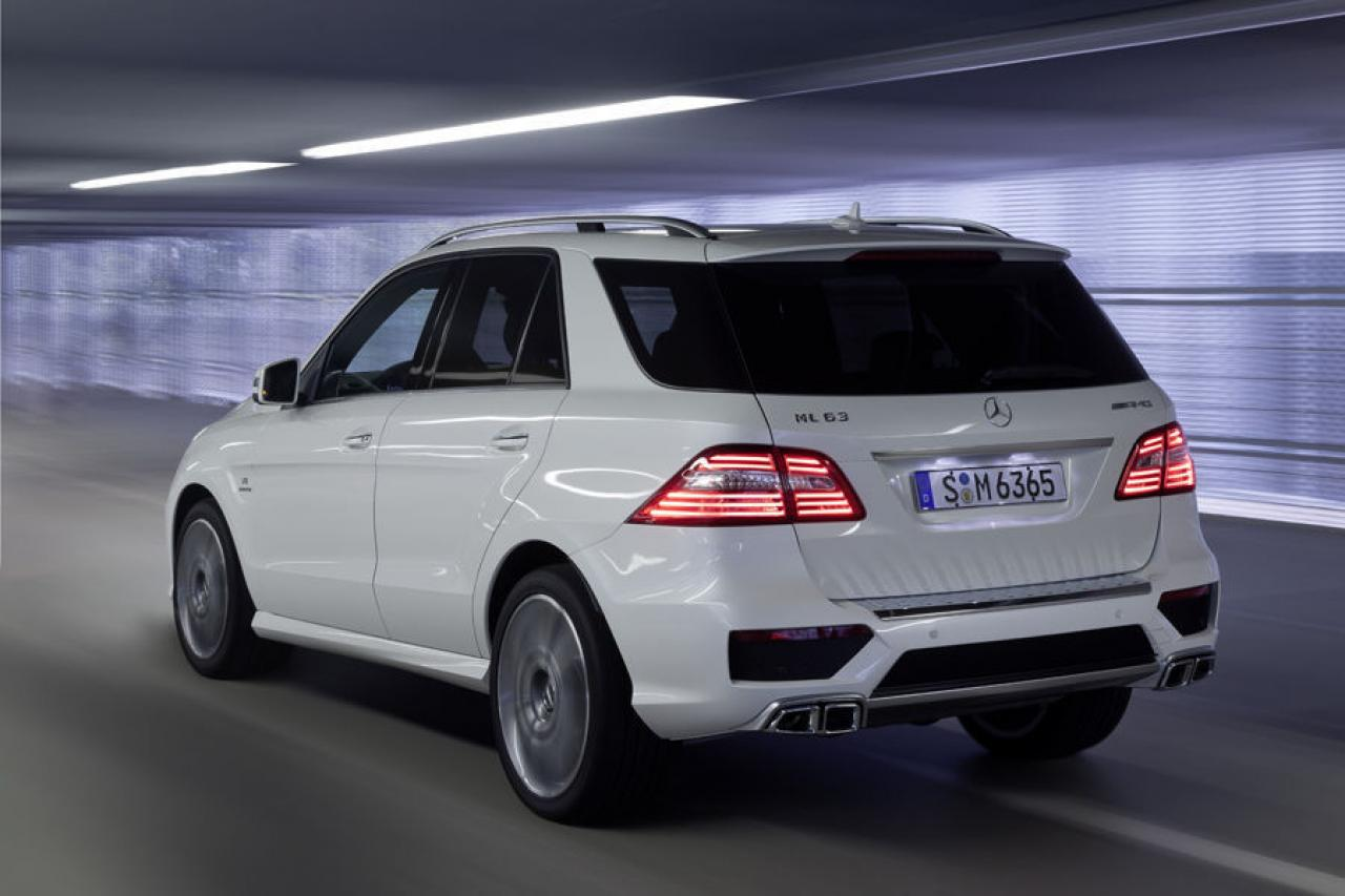 2014 Mercedes Benz M Class Information And Photos