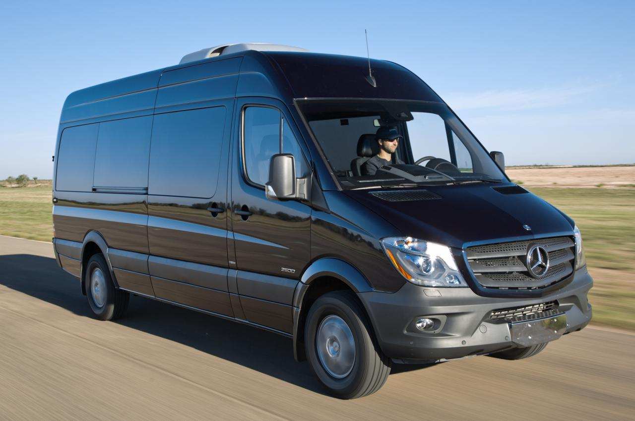 2014 mercedes benz sprinter information and photos zombiedrive. Black Bedroom Furniture Sets. Home Design Ideas