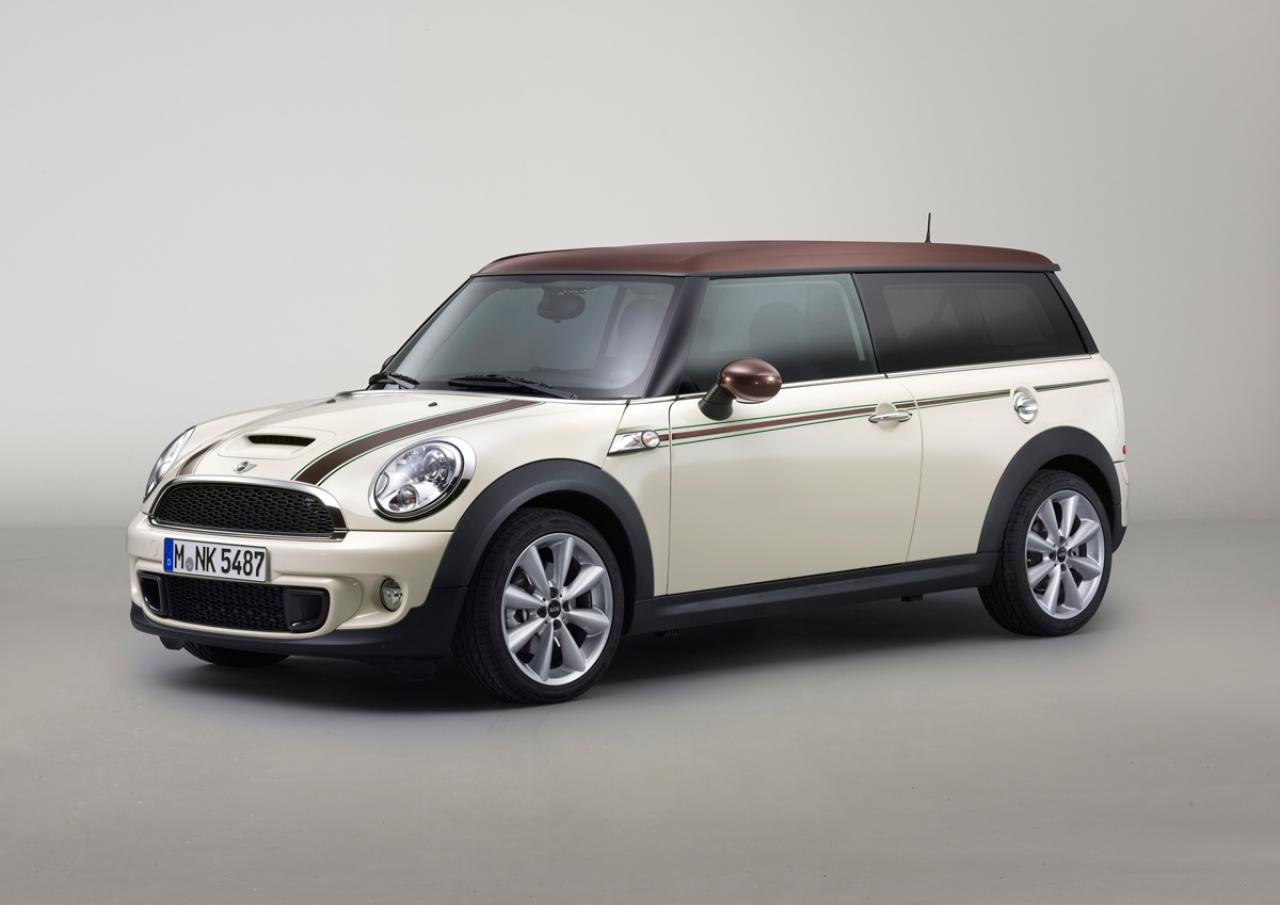 2014 mini cooper clubman information and photos zombiedrive. Black Bedroom Furniture Sets. Home Design Ideas